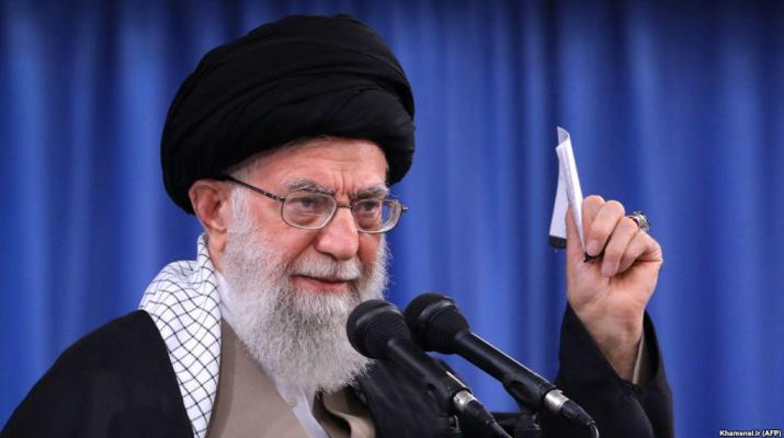 ifmat - Khamenei announces second phase of Islamic Revolution