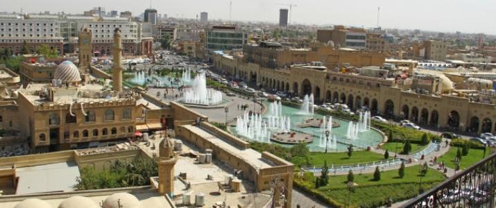 ifmat - Kurdistan continues oil exports to Iran despite US sanctions