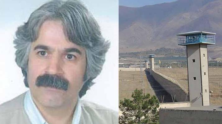 ifmat - Mehdi Farahi Shandiz taken to solitary confinement