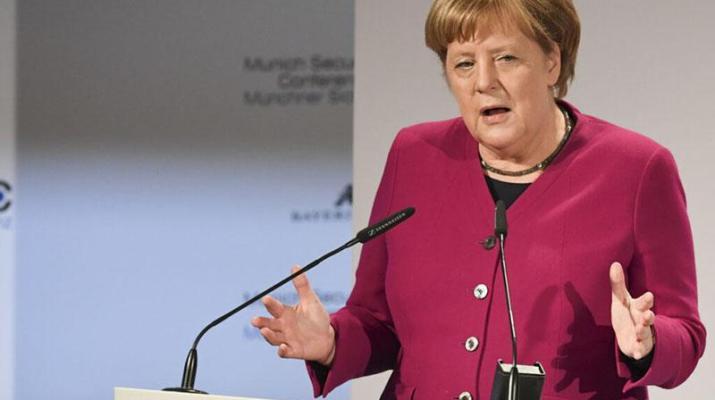 ifmat - Merkel blast Iran Aggressive tendencies