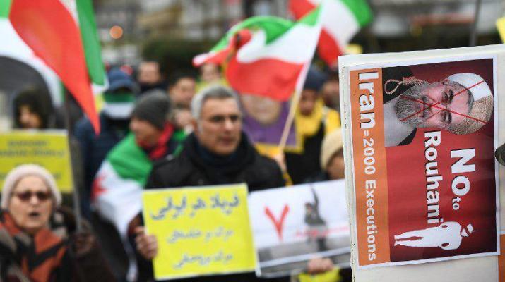 ifmat - Militancy and criminality are Iran regime principal threats