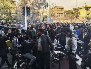 ifmat - More than 270 protests in January 2019 across Iran