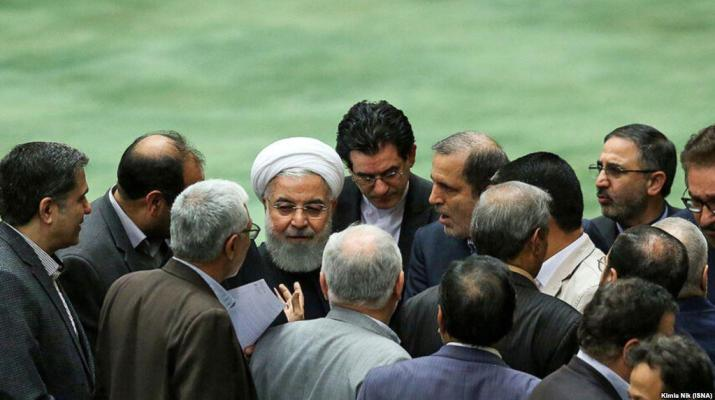 ifmat - Mps ask Rouhani to pay attention to ecologists facing harsh punishment