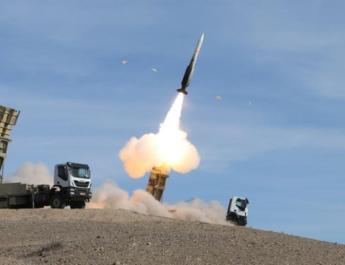 ifmat - On Anniversary of Revolution Iran unveils long-range cruise missile