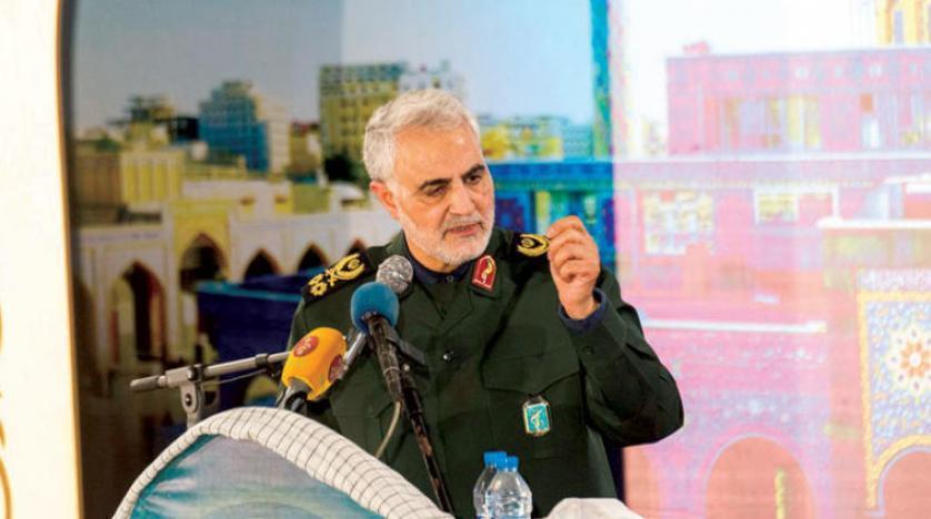 Qassem Soleimani rejects negotiating Iran's regional role