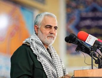 ifmat - Qassem Soleimani threatened Saudi Arabia with attack