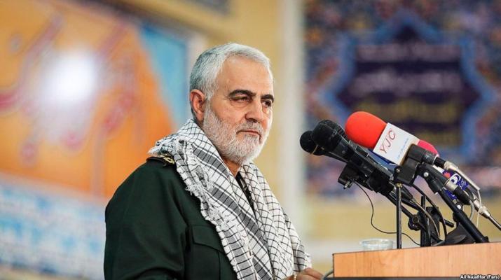 ifmat - Qassem Soleimani threatened Saudi Arabia with attack