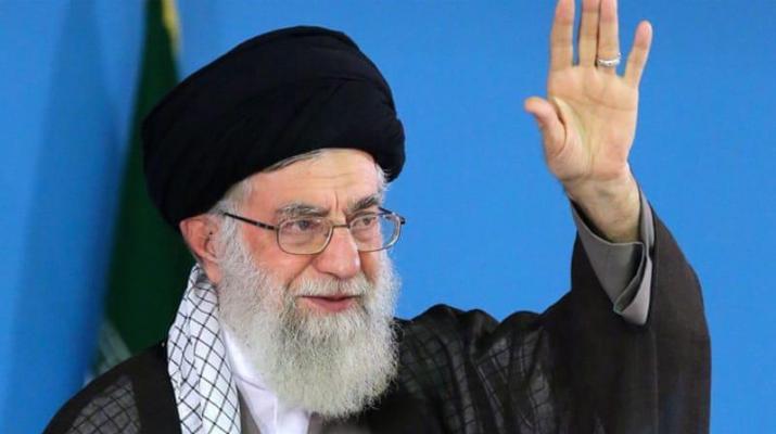 ifmat - Supreme Leader of Iran Khamenei says death to US President