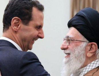 ifmat - Syrian dictator Assad welcomed by Iranian leaders in Tehran