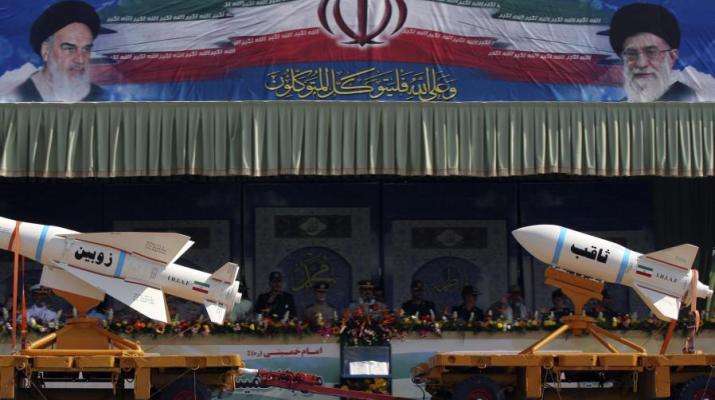 ifmat - 50 Iranian drones conduct massive way to Jerusalem exercise