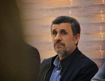 ifmat - Ahmadinejad critiques the Islamic Republic system