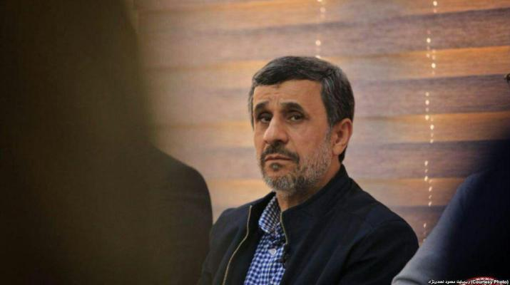 ifmat - Ahmadinejad critiques the Islamic Republic system