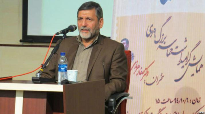 ifmat - Conservative politican wants to eliminate the presidency in Iran