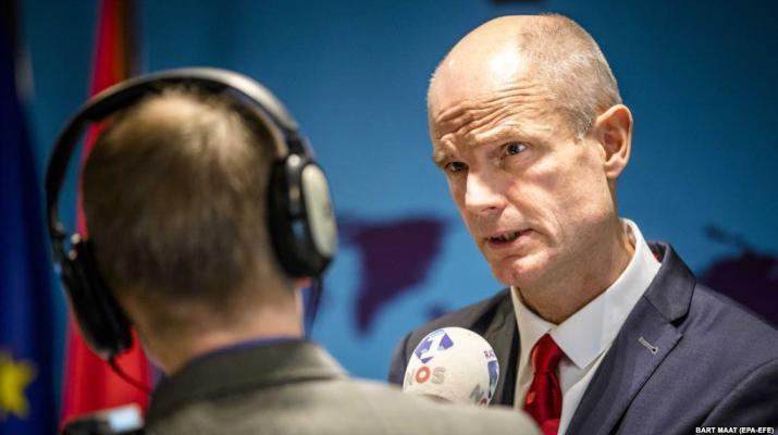 ifmat - Dutch recall envoy from Iran in murder plot row