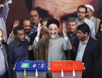 ifmat - Ex-president of Iran says without reforms people will not go to vote
