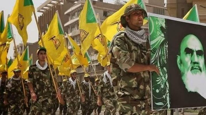 ifmat - IRGC-Qods Force train Hezbollah fighters to fight for Iran influence in Iraq
