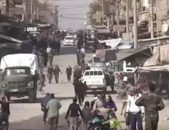 ifmat - Iran Regime gaining foothold in Syria
