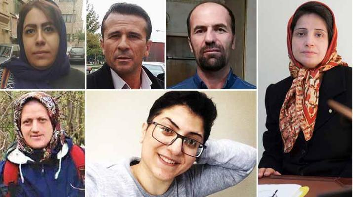 ifmat - Iran Regime hands down heavy sentences to civil activists