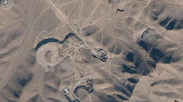 ifmat - Iran Regime is still lying to the international community about a nuclear facility