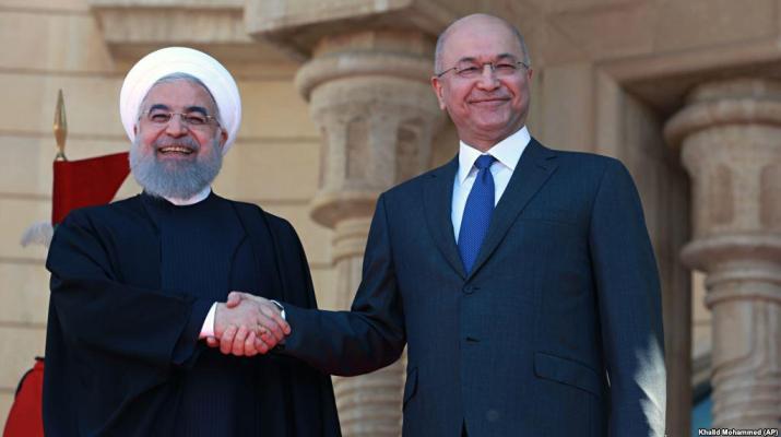 ifmat - Iran Regime seeks to project regional power using its influence in Iraq