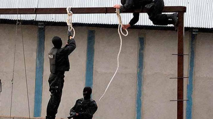 ifmat - Iran hangs four prisoners in Urmia Zahedan