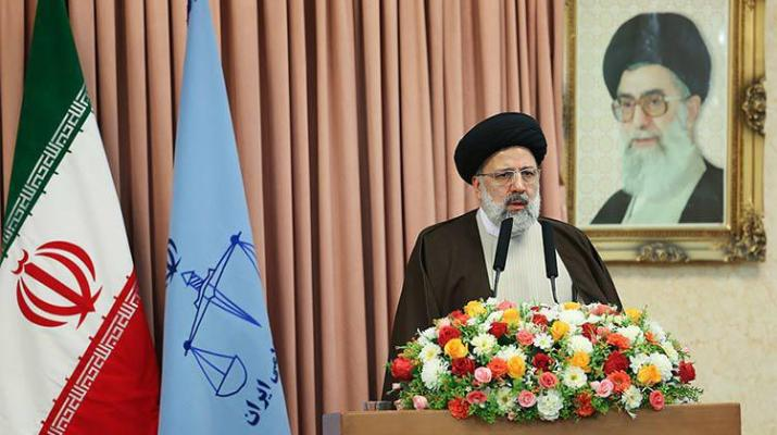 ifmat - Iran new Chief Justice vows to crack down on dissent