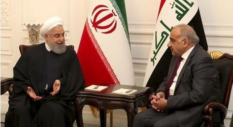 ifmat - Iran regime struck a hoard of deals with Iraq