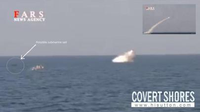 ifmat - Iran shows off unusual ship-killing torpedo-missile combination2