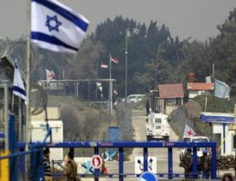 ifmat - Iranian and Hezbollah forces gather along Israel northern border