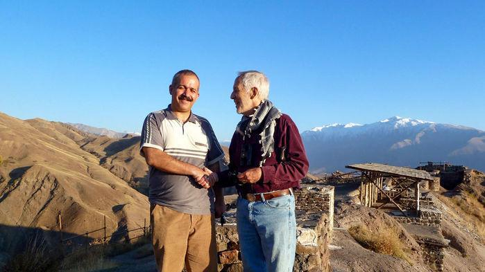 ifmat - Iranian conservationist are facing ludicrous spying charges