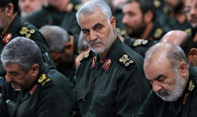 ifmat - Iranian military commander Qassem Soleimani a diabolically evil human being