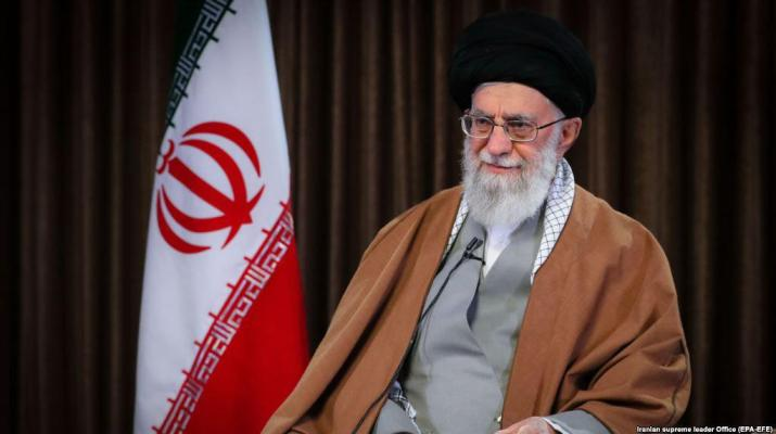 ifmat - Khamenei angry speech betrays his feeling of insecurity