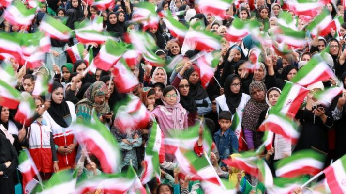 ifmat - Pro-Hezbollah and Iran media celebrate rockets over Tel Aviv