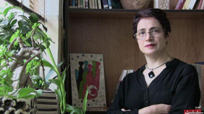 ifmat - Rights activist in Iran faces 34 years in prison