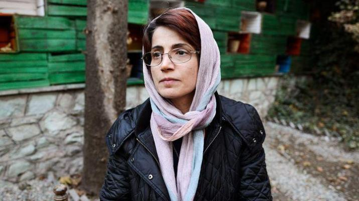 ifmat - Rights lawyer imprisoned saved many lives from Iranian Regime
