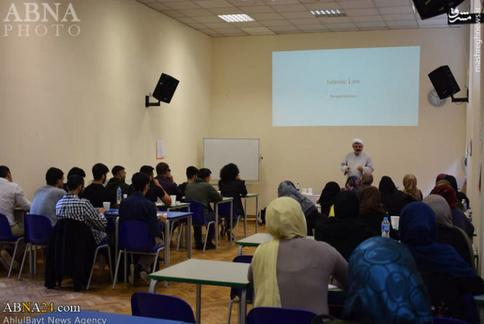 ifmat - The Summer course at Seminary of London