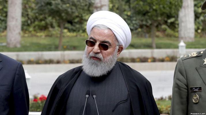 ifmat - US diplomat tells Rohani Iranians need jobs, not curses