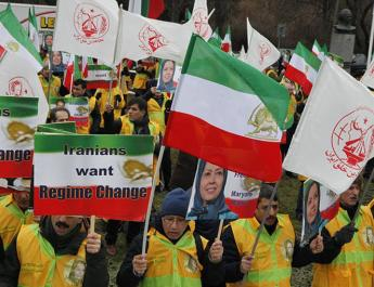 ifmat - west must get tougher on Iran Regime threat