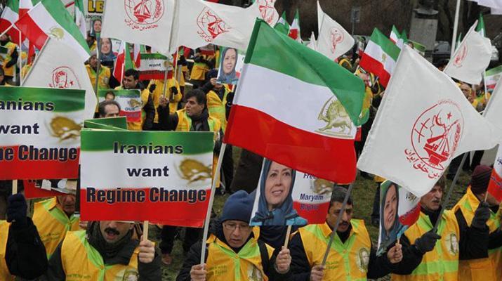 ifmat - west must get tougher on Iran Regime threat