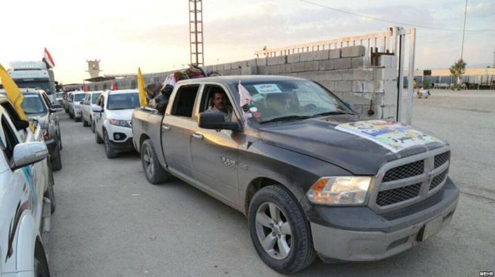 ifmat - Bringing shiite militias into Iran shows Khamenei weakness