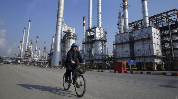 ifmat - China lashes out at US decision on Iran oil sanctions