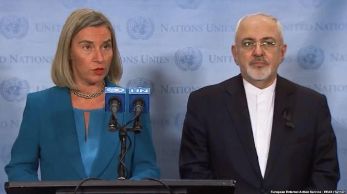 ifmat - Europe stays silent over designation of IRGC