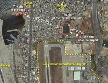 ifmat - Hezbollah set-up Iran-backed missile factory in Beirut