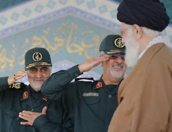 ifmat - Instagram accounts of Iran Khamenei IRGC Soleimani get suspended