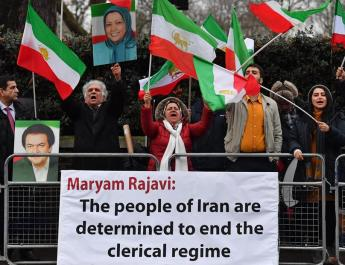 ifmat - Iran regime cannot overcome pressure