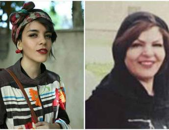 ifmat - Iranian civil rights activist Yasaman Aryani rearrested