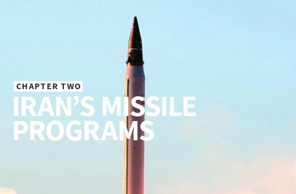 Part 6 – Iran's missile programs
