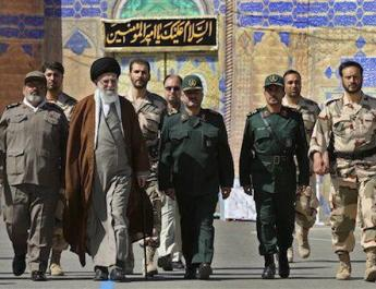 ifmat - Revolutionary Guards rain down terror upon scientists