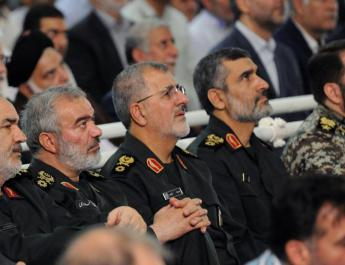 ifmat - Appointment of new IRGC commanders shows regime weakness