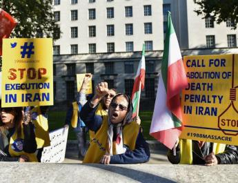 ifmat - Human rights abuses in Iran in April